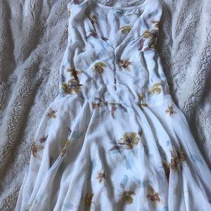 Kimchi blue floral dress